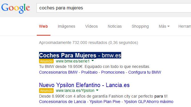 BMWMujeres